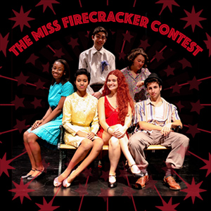 Miss Firecracker Contest Cast